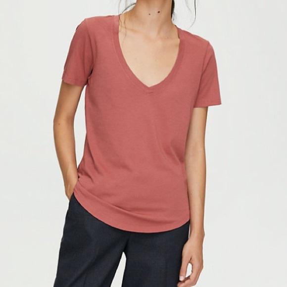Aritzia Talula Foundation t shirt